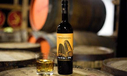 Copper & Kings presenta brandy de whisky de centeno en barril Copper & Kings via Chicago American Brandy