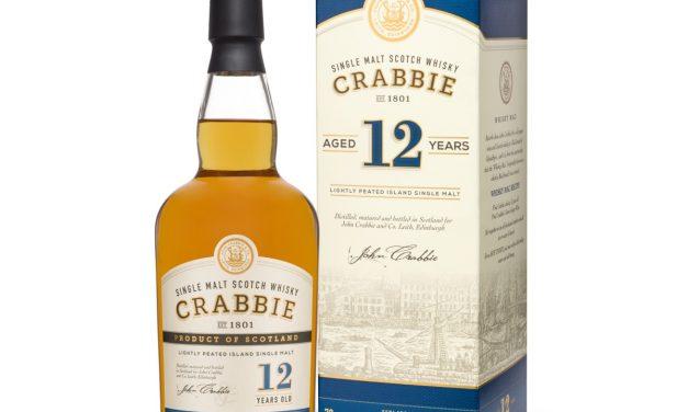 John Crabbie & Co lanza un whisky escocés de 12 años