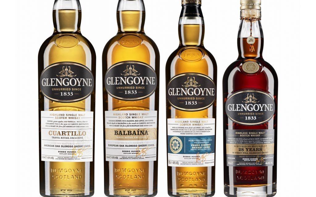 Glengoyne vuelve a la venta al por menor de viajes en el Reino Unido