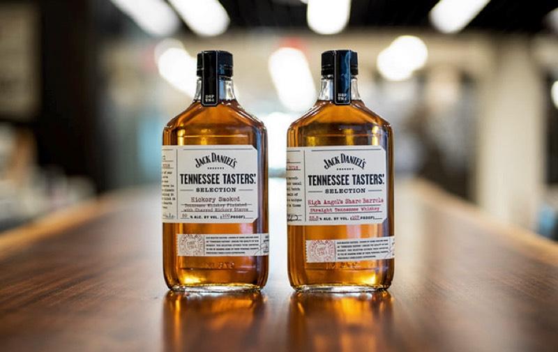 Jack Daniel's aumenta la innovación con Tennessee Tasters' line