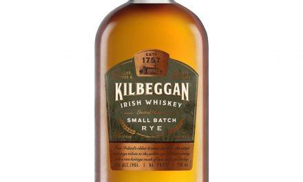 Kilbeggan presenta su primer whisky de centeno, Small Batch Rye