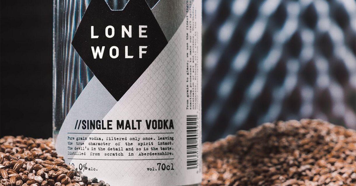 Lone Wolf revela el rediseño de sus botellas