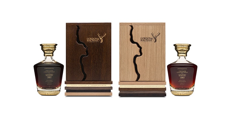 Gordon & MacPhail lanza los whiskies Longmorn por 30,000 dólares