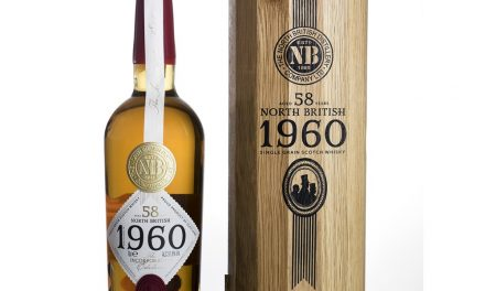 North British presenta un whisky escocés de 58 años, The North British 58 Year Old