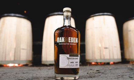 Oak & Eden presenta el whisky de barril de roble Cabernet