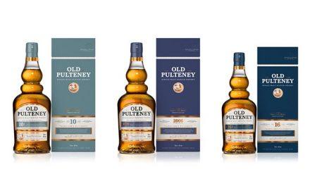 Old Pulteney presenta una nueva gama de productos para la venta al por menor de viajes