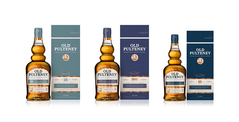 Old Pulteney has created a new and exclusive range for travel retail