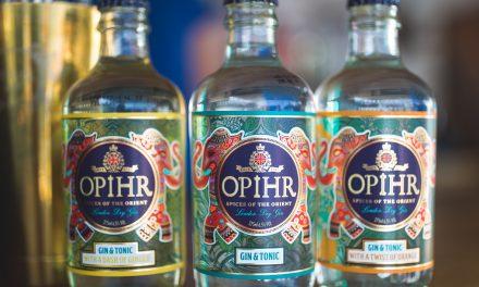 Opihr revela la gama RTD G&T con 3 gins listas para beber