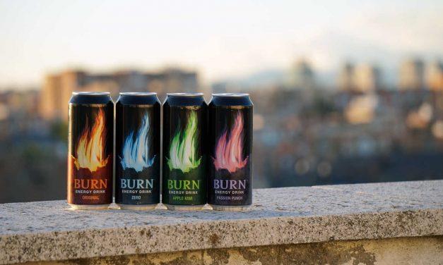 Burn amplía gama de bebidas energéticas con el nuevo sabor 'Passion Punch'