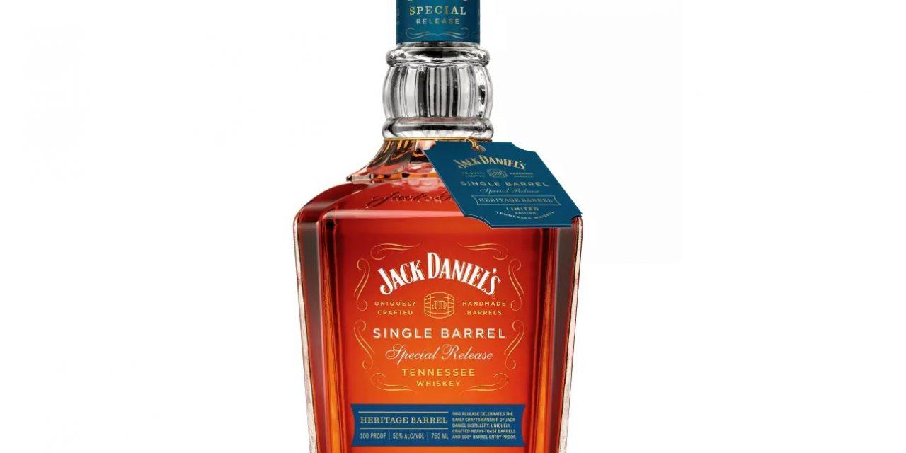 Jack Daniel's estrena el whisky Heritage Barrel