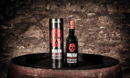 Smokehead estrena el whisky 'explosivo' Sherry Bomb