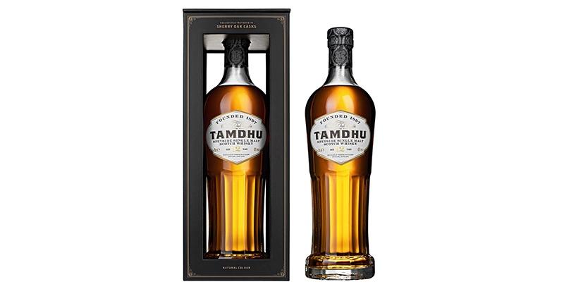Ian Macleod Distillers trae Tamdhu 12 Años, madurado en barril de roble
