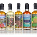Atom Brands debuts That Boutique-y Rum Company