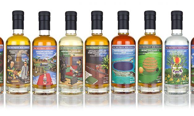 Atom Brands estrena That Boutique-y Rum Company