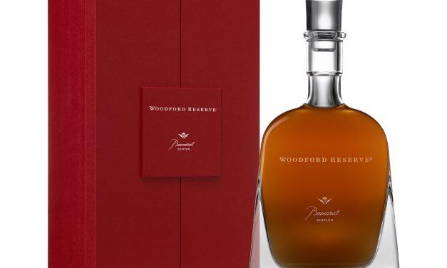 Woodford Reserve lanza Bourbon con acabado de coñac de 1.500 dólares, Woodford Reserve Baccarat Edition