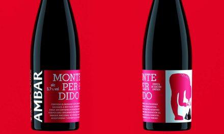 """Cervezas Ambar presenta la nueva incorporación a su gama """"Ambiciosas"""": 'Ambar Monte Perdido'"""