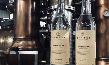 Bimber Distillery presenta The London Classic Rum, ron para millennials