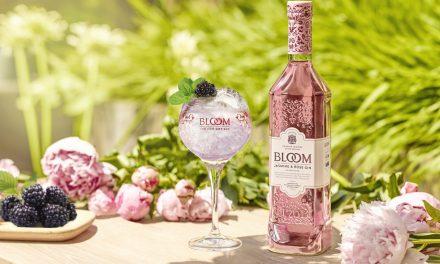 Jasmine & Rose Gin, nuevo lanzamiento de Bloom