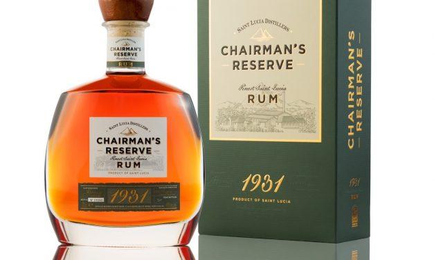 Chairman's Reserve 1931 será lanzada en los EE.UU.