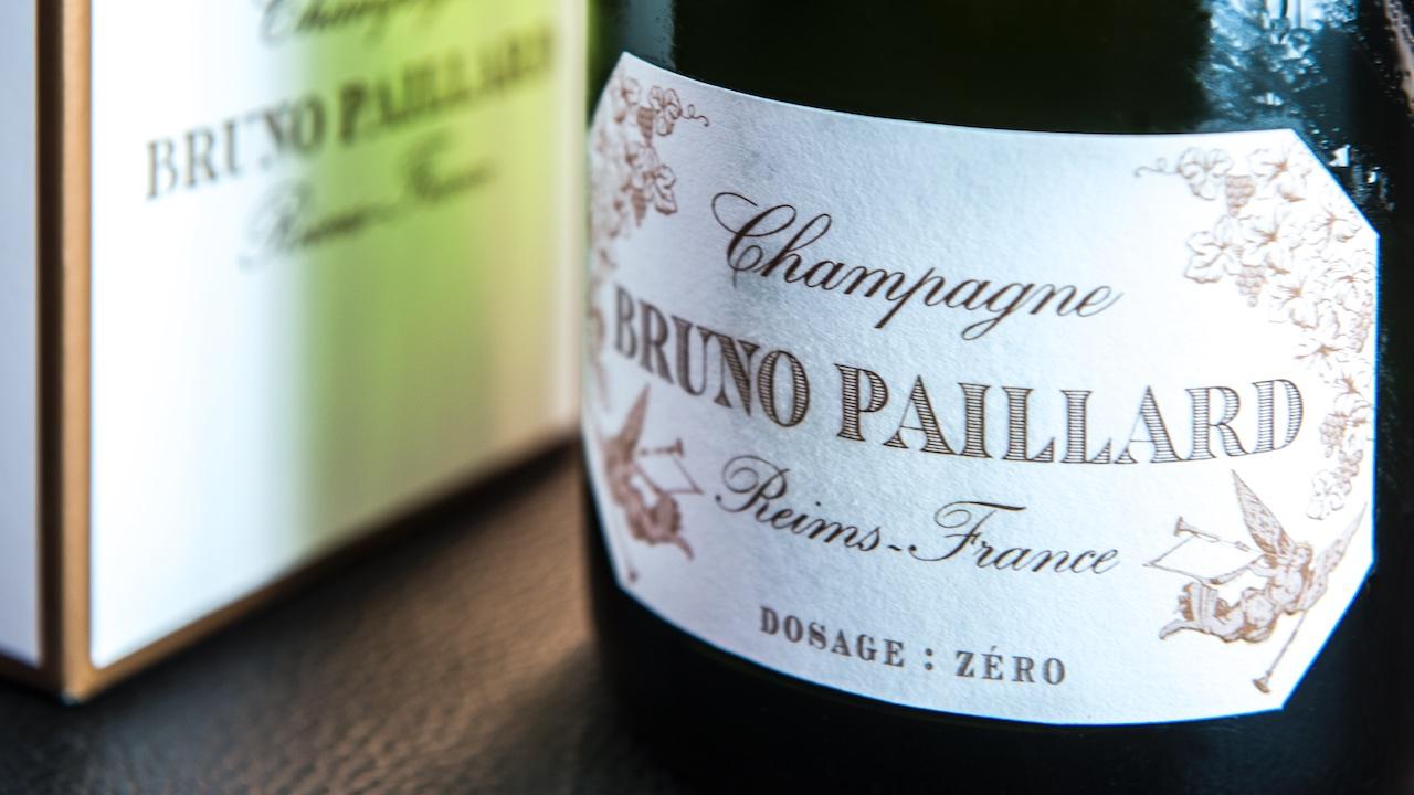 Maison Bruno Paillard unveils Dosage:Zéro