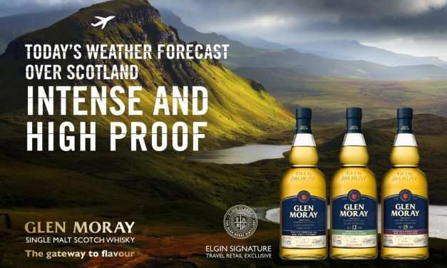 Glen Moray crea una nueva gama para la venta al por menor de viajes, Elgin Signature