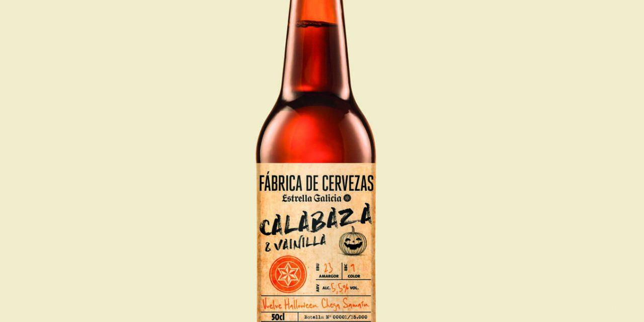 Estrella Galicia lanza 'Fábrica de Cervezas de Calabaza y Vainilla'