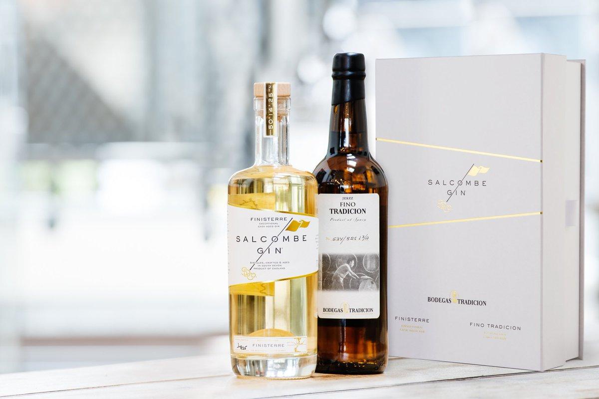 Bodegas Tradición y una destilería británica lanzan la gin 'Finisterre'
