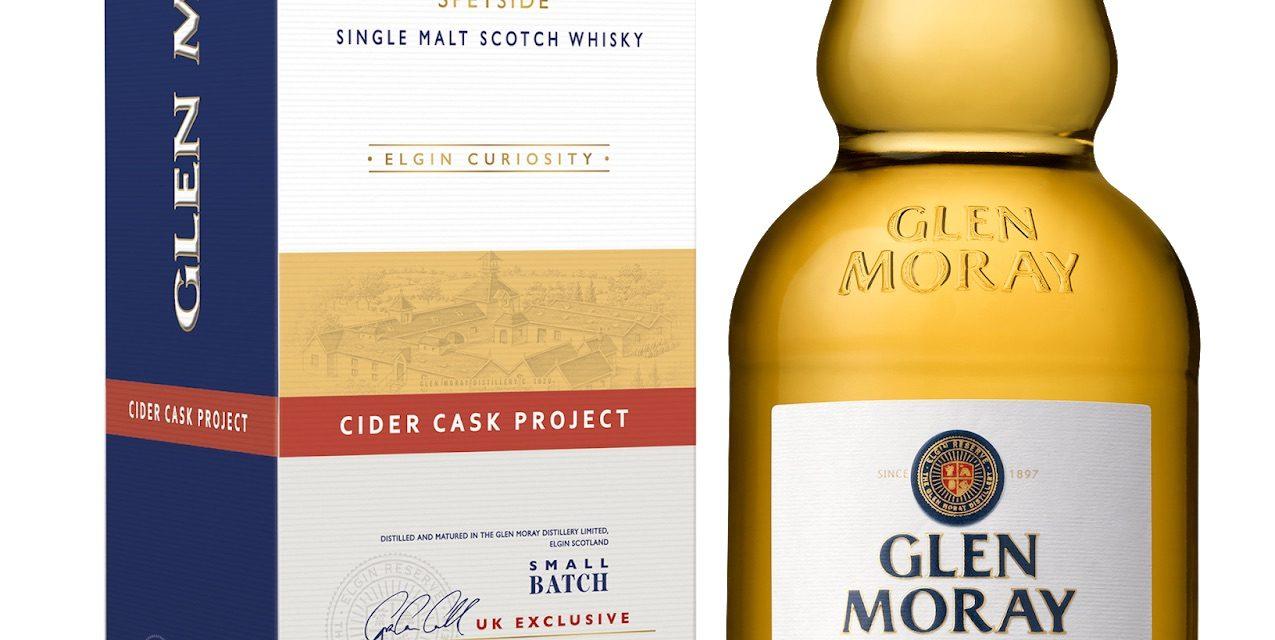 Glen Moray lanza el whisky de sidra en barril, The Glen Moray Cider Cask Project