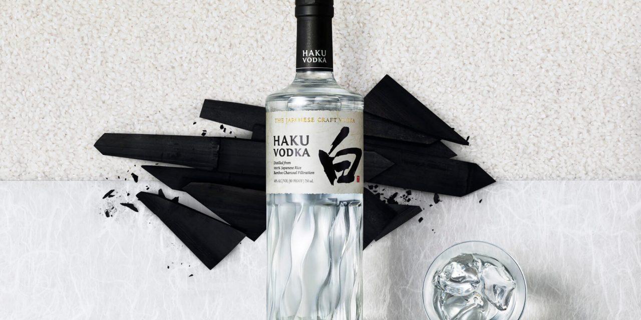 Haku Japanese Vodka debuta en EE.UU.