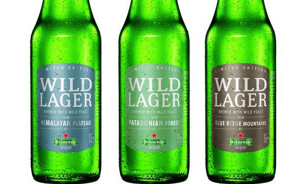 Heineken presenta las ediciones limitadas 'Wild Lagers de Heineken'