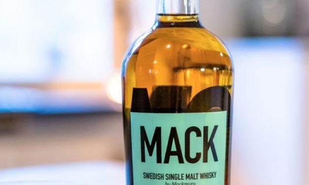 Mackmyra lanza botellas de whisky inteligentes