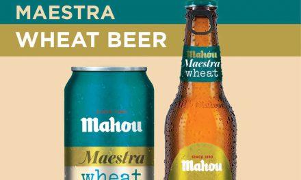 Mahou San Miguel refuerza su oferta con 'Mahou Maestra Wheat'