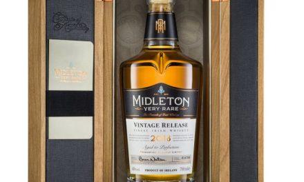 Midleton Very Rare 2018 cumple 35 años con nueva edición limitada