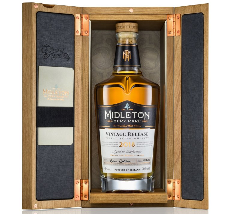Midleton Very Rare 2018 marks 35 years