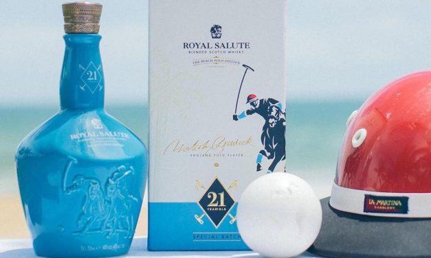 Royal Salute anuncia su edición limitada 21 Years Old Beach Polo Edition