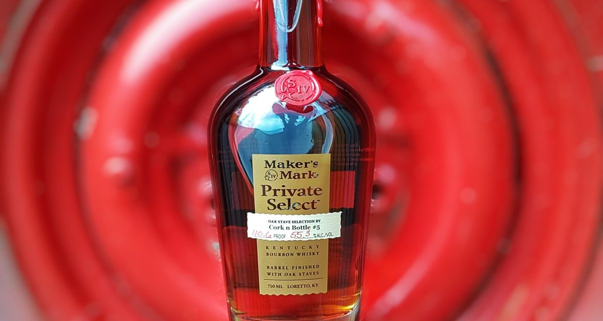 Maker's Mark Private Select se lanza en el Reino Unido
