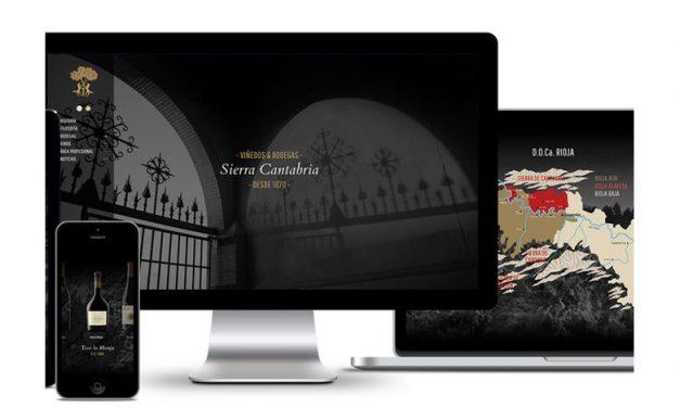 Sierra Cantabria estrena web y renueva imagen de Sierra Cantabria Blanco