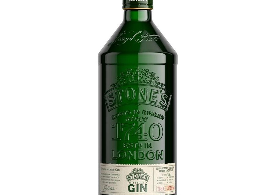 Accolade Wines lanza Stone's Gin