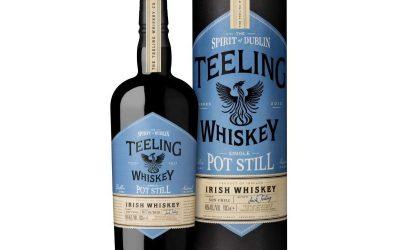 La destilería Teeling lanza su primer whisky de Dublín, Teeling Single Pot Still Irish Whiskey