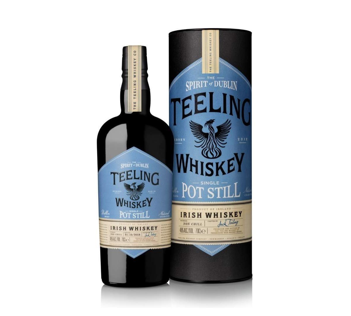 Teeling distillery releases its first Dublin whiskey
