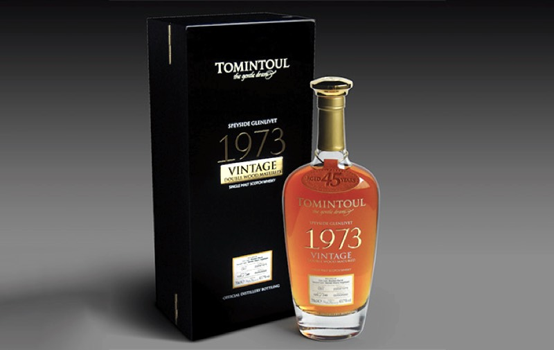 Tomintoul Vintage 1973 Double Wood Matured