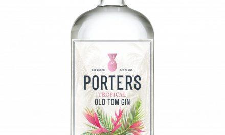 Porter's revela una nueva ginebra, Tropical Old Tom