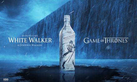 Johnnie Walker presenta el whisky escocés White Walker, inspirado en Juego de Tronos