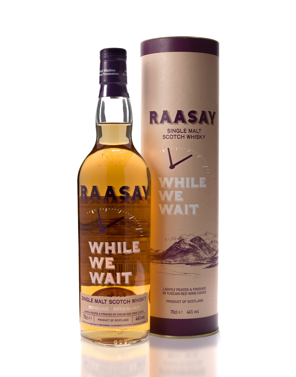 Raasay Distillery While We Wait 2018
