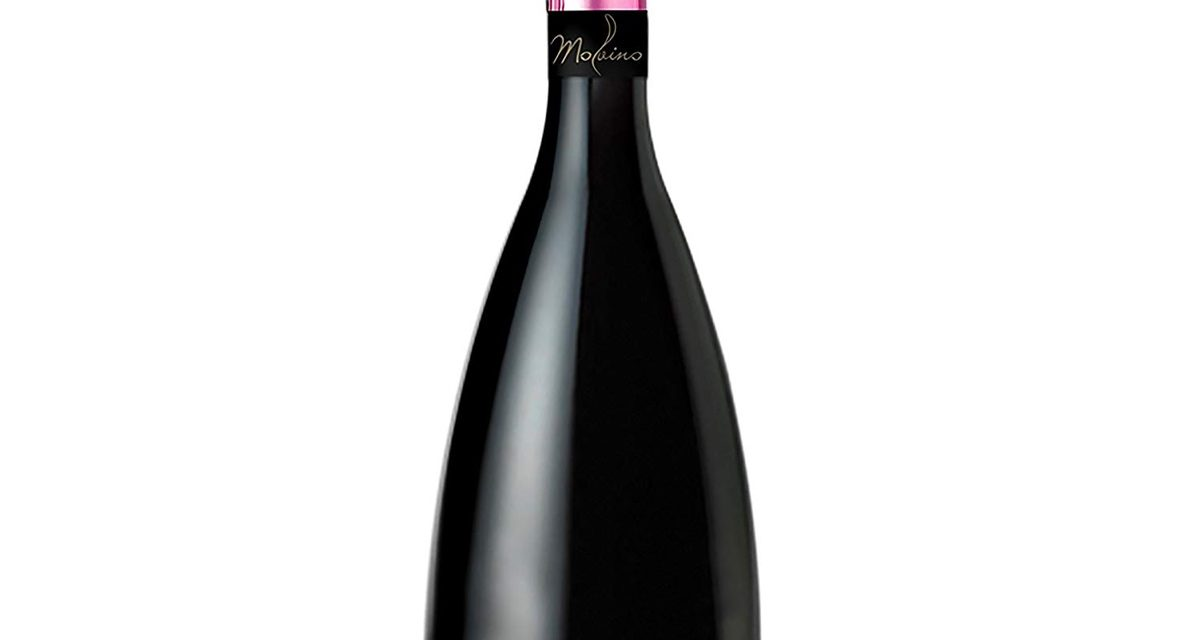 Rose Spumante Pinot Noir, delicado y afrutado espumoso de Molvino