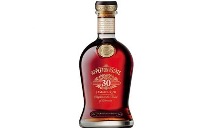 Appleton Estate estrena un raro ron de 30 años de edad, Appleton Estate 30 Year Old