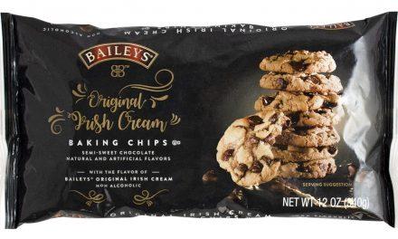 Baileys y Diageo presentan nuevos productos de panadería con Baileys Original Irish Cream Baking Chip