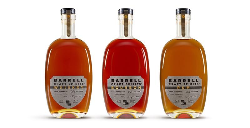 Barrell Craft Spirits presenta nuevas expresiones de edición limitada