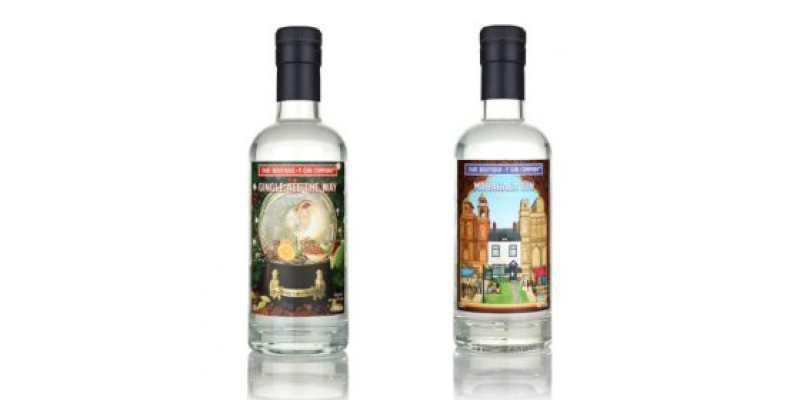 Boutique-y Gin Company launches two exclusive bottlings