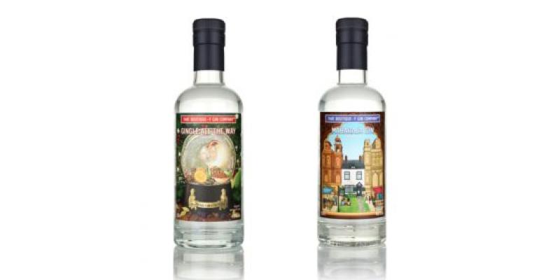 That Boutique-y Gin Company lanza dos ginebras exclusivas